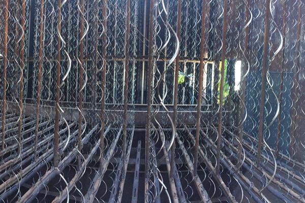 Elektrodetrækker på kraftværk